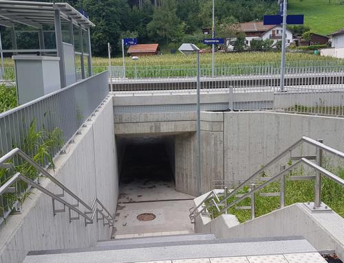 Bahnhof Hammerau