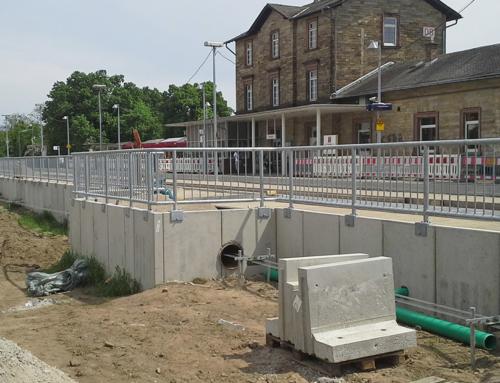 Bahnhof Lorsch